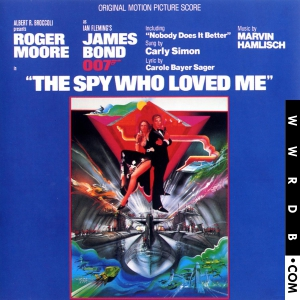 Marvin Hamlisch The Spy Who Loved Me primary image